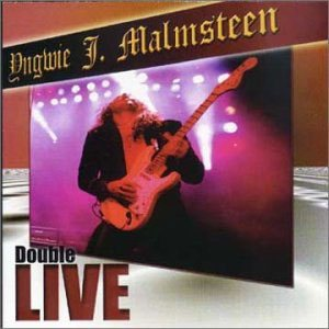 Yngwie Malmsteen - Double Live cover art