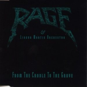 Rage - From the Cradle to the Grave cover art
