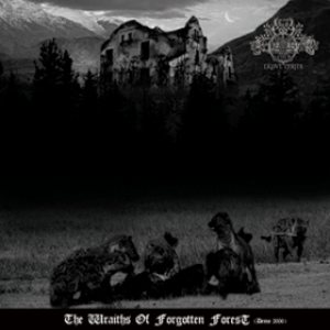 Ekove Efrits - The Wraiths of Forgotten Forest cover art