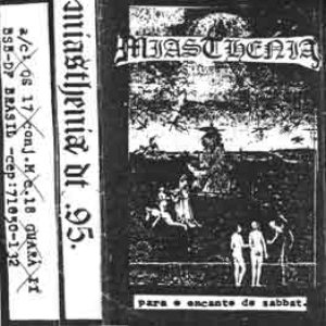 Miasthenia - Para o Encanto do Sabbat... cover art