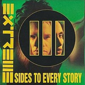 Extreme - III Sides to Every Story cover art