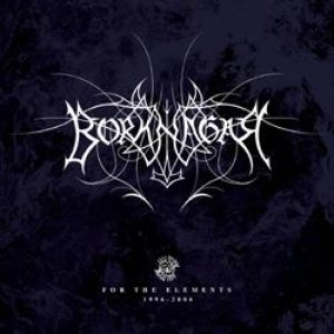 Borknagar - For the Elements (1996-2006) cover art
