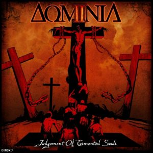 Dominia - Judgement of Tormented Souls cover art