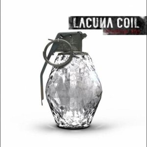 Lacuna Coil - Shallow Life cover art