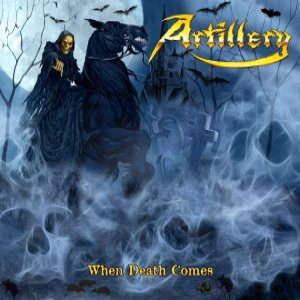 Artillery - When Death Comes cover art