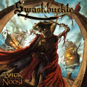 Swashbuckle - Back to the Noose cover art