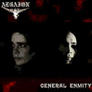 Algaion - General Enmity cover art