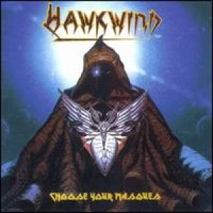 Hawkwind - Choose Your Masques cover art
