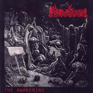 Merciless - The Awakening cover art