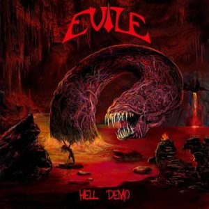 Evile - Hell Demo cover art