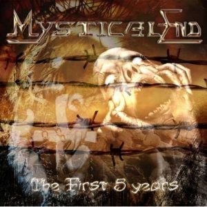 Mystical End - The First Five Years cover art