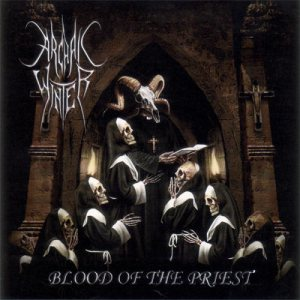 Archaic Winter - Blood of the Priest cover art
