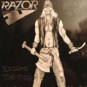 Razor - Escape the Fire cover art