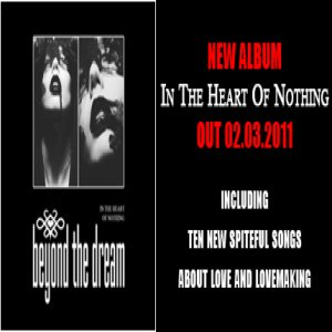 Beyond the Dream - In the Heart of Nothing cover art