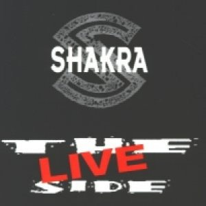 Shakra - The Live Side cover art