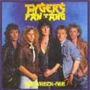 Tygers Of Pan Tang - The Wreck-age cover art
