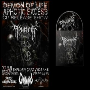 Aphotic Excess - Demon of Life cover art