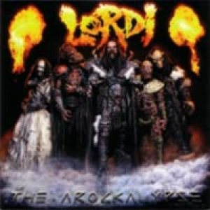 Lordi - The Arockalypse cover art