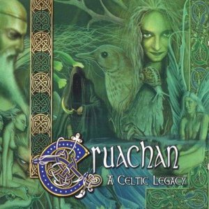 Cruachan - A Celtic Legacy cover art