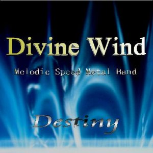 Divine Wind - Destiny cover art