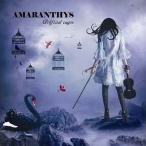 Amaranthys - Artificial Cages cover art