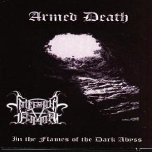 Armed Death - In the Flames of the Dark Abyss cover art