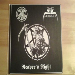 Sign of Evil / Abigail - Reaper's Night cover art