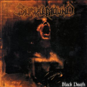 Burialmound - Black Death cover art
