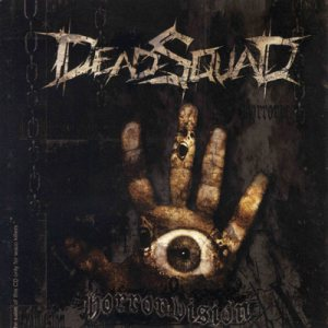 Deadsquad - Horror Vision cover art