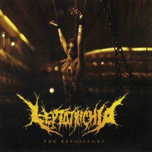 Leptotrichia - The Repository cover art