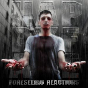 Happy Face - Foreseeing Reactions cover art