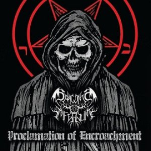 Draconis Infernum - Proclamation of Encroachment cover art
