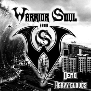 Warrior Soul Band - Heavy Clouds cover art
