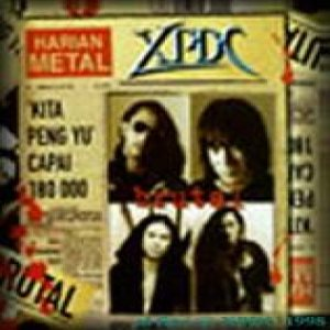 XPDC - Brutal cover art