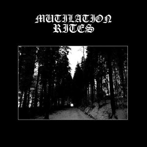 Mutilation Rites - Demo 2011 cover art