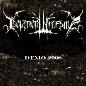 Isolation in Infamy - Demo 2008 cover art