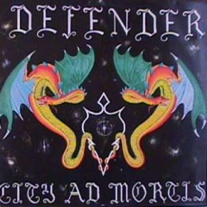Defender - City ad Mortis cover art