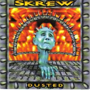 Skrew - Dusted cover art