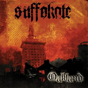 Suffokate - Oakland cover art