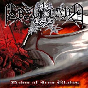Graveland - Dawn of Iron Blades cover art