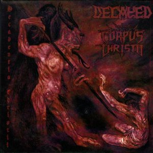 Decayed - Decadentia Christii cover art