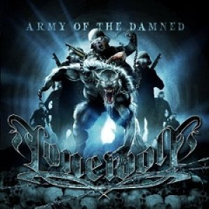 Lonewolf - Army of the Damned cover art