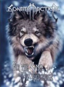 Sonata Arctica - For the Sake of Revenge cover art
