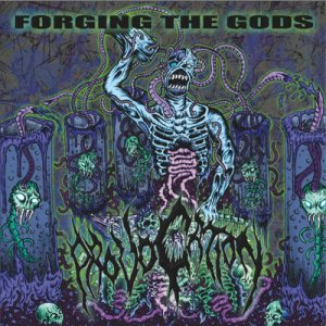 Provocation - Forging the Gods cover art