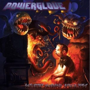 Powerglove - Saturday Night Apocalypse cover art
