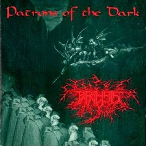 Paralysis - Patrons of the Dark cover art