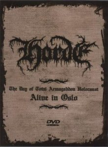 Horde - The Day of Total Armageddon Holocaust cover art