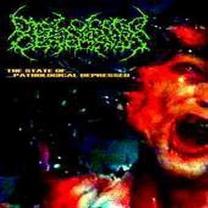 Dislocated Cerebrum - State of Pathological Depressed cover art