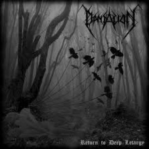 Dantalion - Return to Deep Lethargy cover art