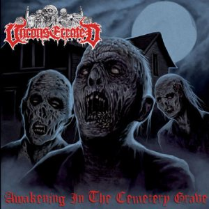 Unconsecrated - Awakening in the Cemetery Grave cover art